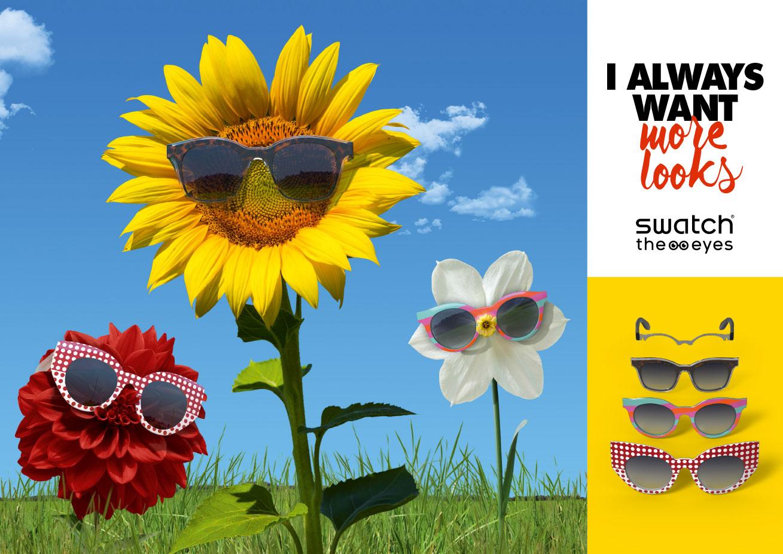The Eyes - Sunflower
